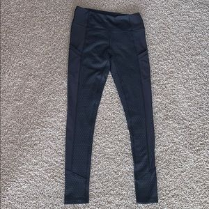 Mondetta Black Pocket Leggings